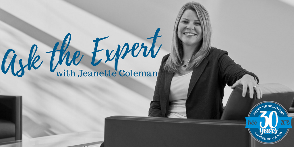 Ask the Expert Jeanette Coleman Twitter 2