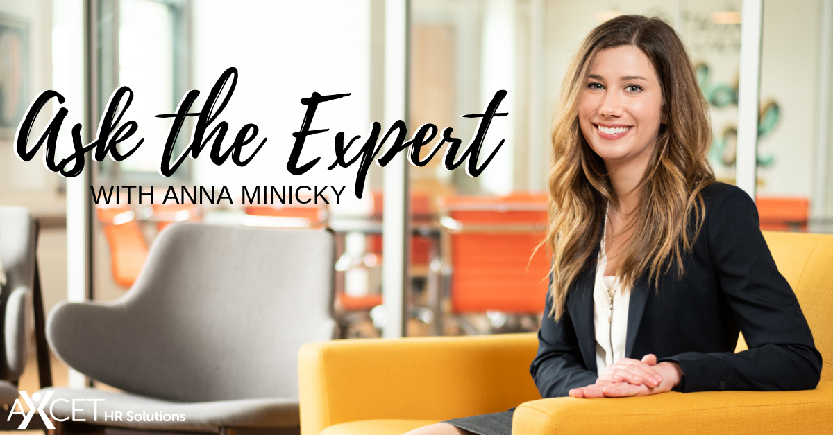 Ask the Expert: Anna