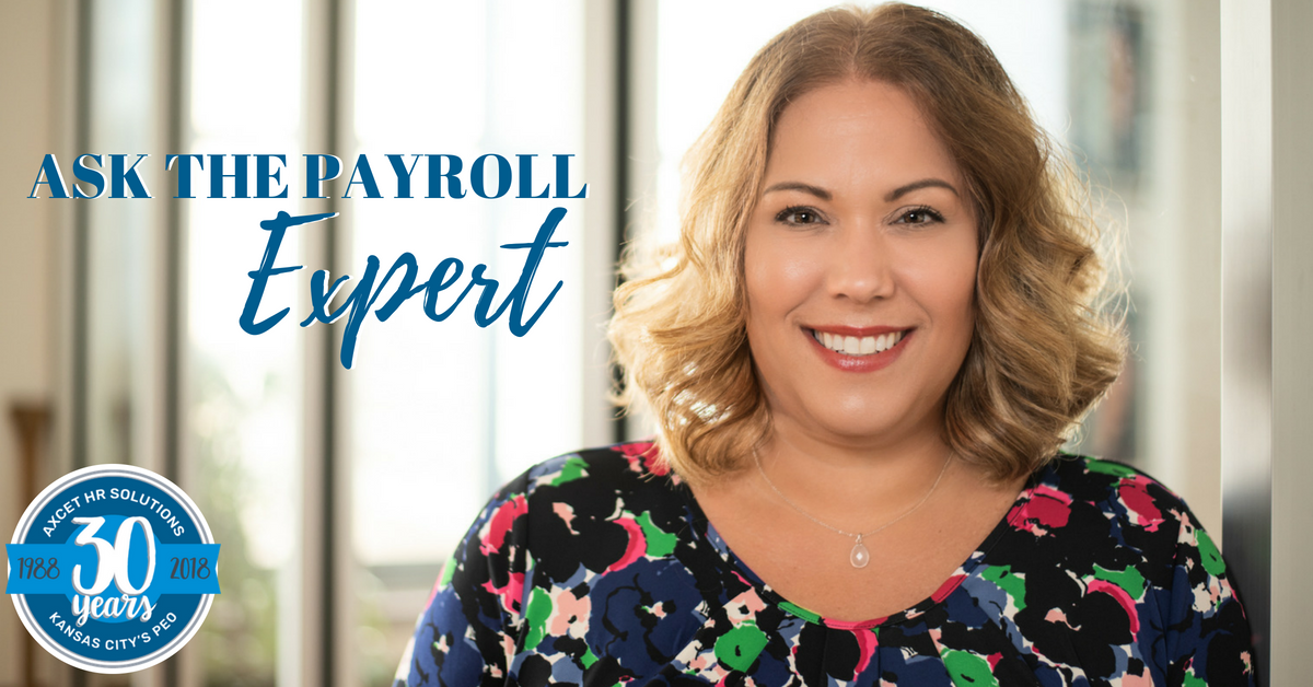 Ask the Payroll Jo Week 3