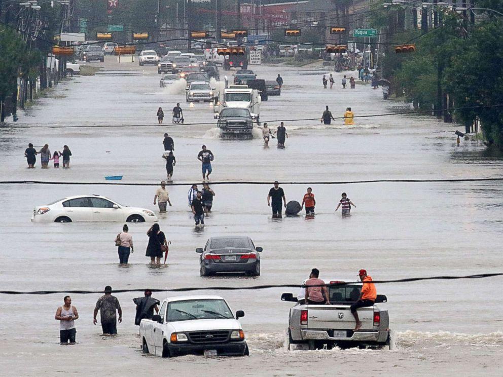 harvey flood image