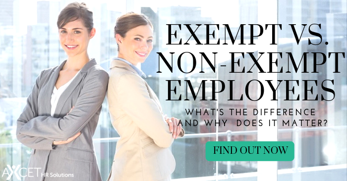Exempt vs NonExempt Employees