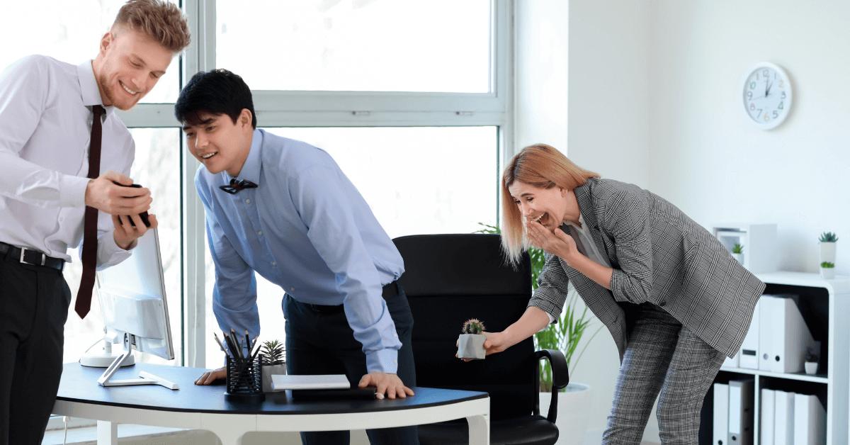 Workplace April Fool's Day Pranks Gone Too Far