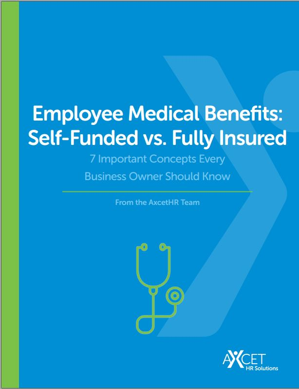 self-funded insurance - white paper - cover - vertical