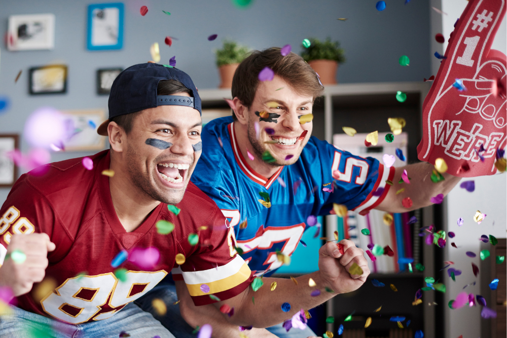 5 Ways to Make Big College and Pro Football Games a Win in the Workplace